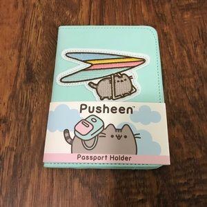 Pusheen Box Exclusive-Passport Holder!